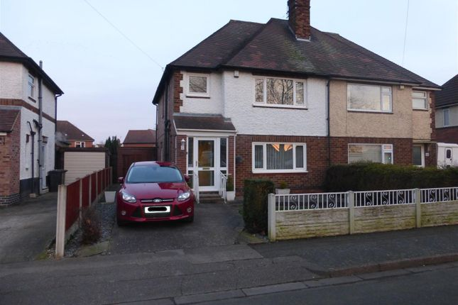 Thumbnail Semi-detached house to rent in Wilsthorpe Road, Long Eaton, Nottingham