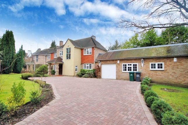 Thumbnail Detached house to rent in Sandy Lodge Road, Moor Park