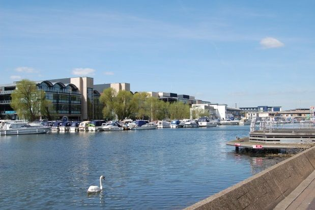 Thumbnail Flat to rent in Witham Wharf, Brayford Street East, Lincoln