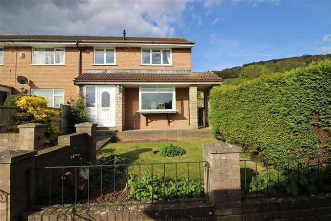 Thumbnail Terraced house to rent in Tudor Road, Wyesham, Monmouth