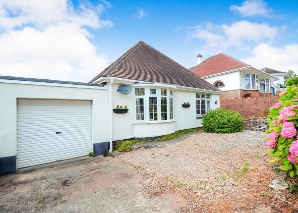 Thumbnail Bungalow for sale in Shiphay, Torquay, Devon