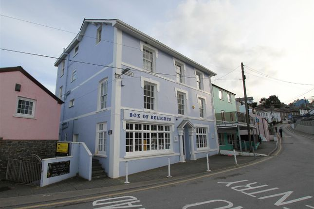 Thumbnail Flat for sale in Church Street, New Quay