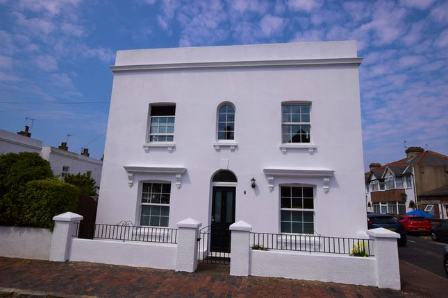 Front of Warrior Square, Eastbourne BN22
