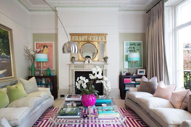 Maisonette to rent in Thurloe Square, South Kensington