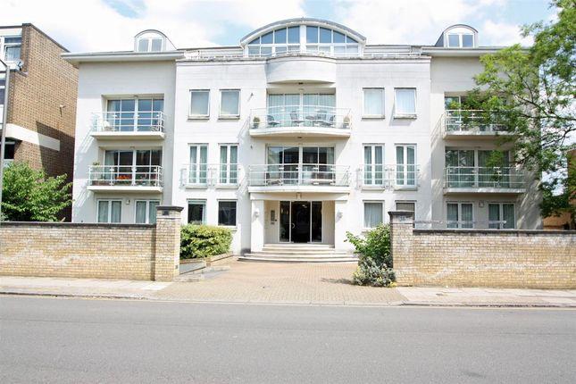Exterior of Carlton Drive, London SW15