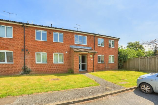 Communal Grounds of Alban Court, Burleigh Road, St. Albans, Hertfordshire AL1