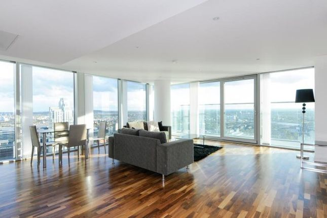 Thumbnail Property to rent in Landmark East, The Landmark Building, Canary Wharf, London