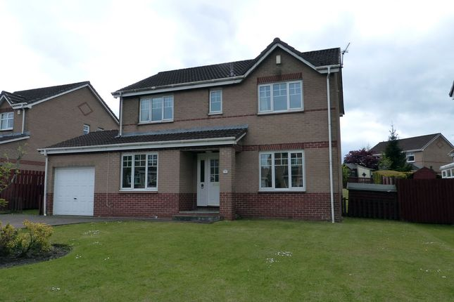 4 bed detached house for sale in Rosemary Crescent, Stewartfield, East Kilbride