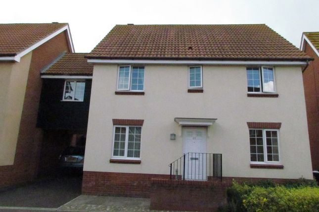 Thumbnail Link-detached house to rent in Stour Close, Dovercourt, Harwich