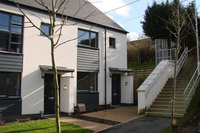 Thumbnail Terraced house to rent in Northey Road, Bodmin