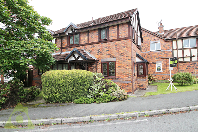 Thumbnail Detached house to rent in Redwood, Westhoughton, Bolton