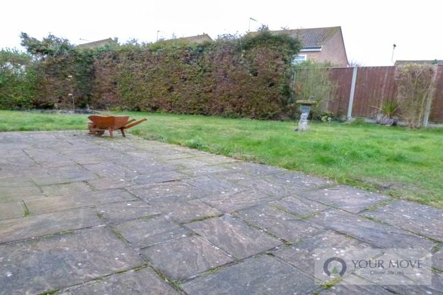 Thumbnail Bungalow to rent in Tudor Walk, Carlton Colville, Lowestoft