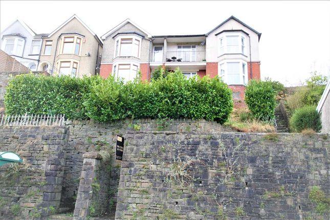 Thumbnail Semi-detached house for sale in Derlwyn House, Ynyshir Road, Porth