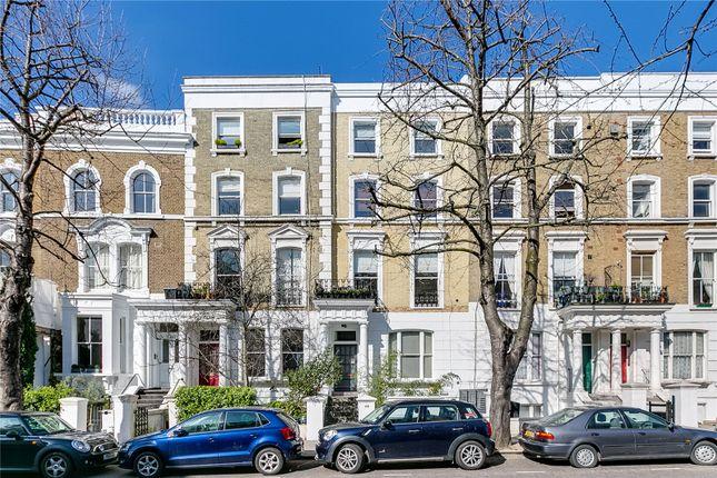 3 bed maisonette for sale in Blenheim Crescent, London