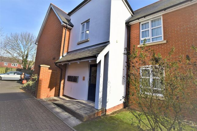 Thumbnail Flat to rent in Turner Road, Colchester