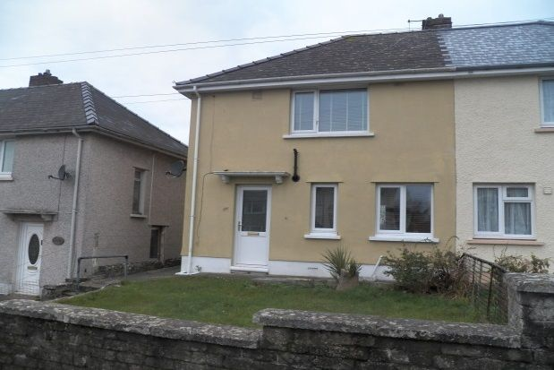 Thumbnail Property to rent in Priory Road, Milford Haven