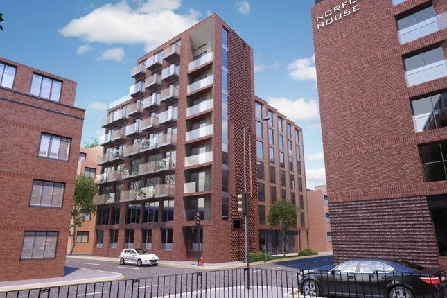 1 bed flat for sale in Queens Dock Commercial Centre, Norfolk Street, Liverpool