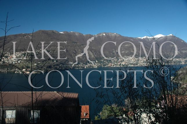 Land for sale in Blevio, Lake Como, Lombardy, Italy