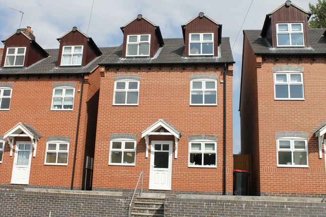 Thumbnail Detached house to rent in Castle Road, Hartshill, Nuneaton