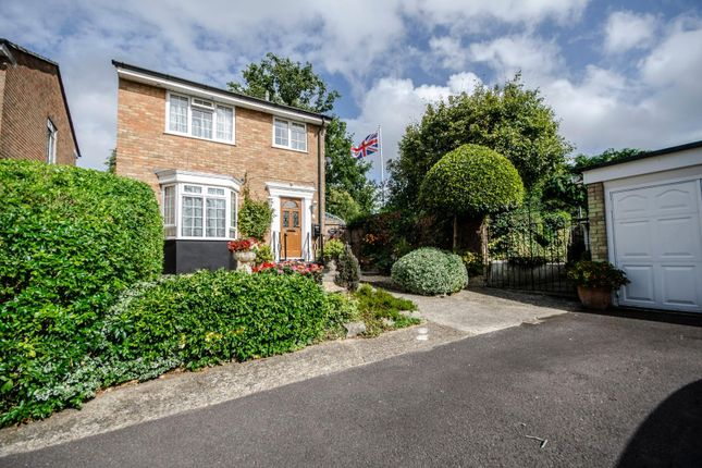 Thumbnail Detached house for sale in High Meadow, Southampton