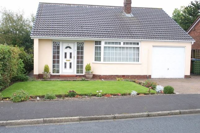 Thumbnail Detached bungalow for sale in 4 Merlin Close, Smithybridge, Littleborough, Rochdale