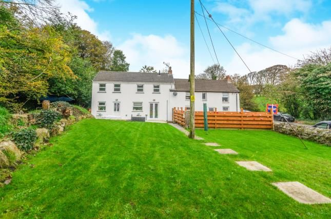 Thumbnail Semi-detached house for sale in Tregullow, Scorrier, Redruth