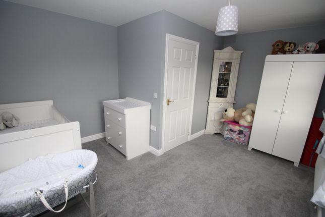 Bedroom Three of Hall Leys Park, Kingswood, Hull, East Yorkshire HU7