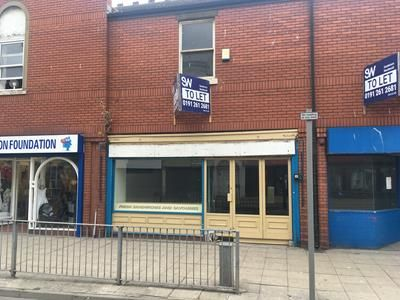 Thumbnail Retail premises to let in Unit 19 Denmark Centre, South Shields, Tyne & Wear