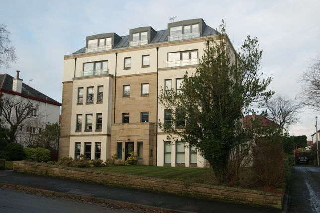 Thumbnail Flat to rent in Winton Drive, Kelvinside