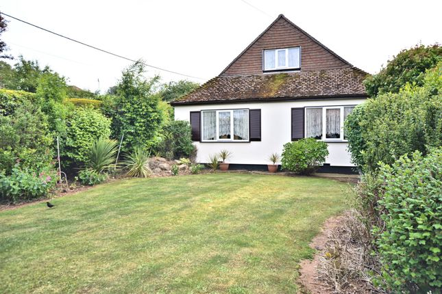 Thumbnail Detached bungalow for sale in Lords Lane, Heacham, King's Lynn