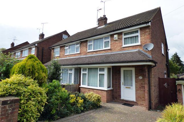 Thumbnail Semi-detached house to rent in Halfmoon Lane, Dunstable