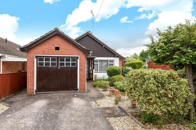 Thumbnail Detached bungalow for sale in Westfield, Hereford