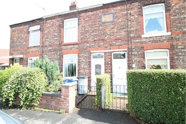 Thumbnail Terraced house to rent in Woodland Terrace, Wood Lane, Partington