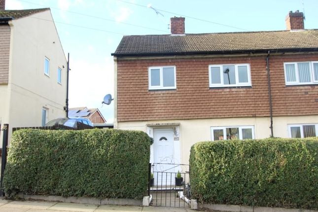 Thumbnail Semi-detached house for sale in New Cross Walk, Woodhouse, Sheffield