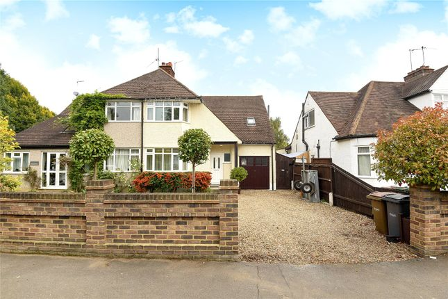 Thumbnail Semi-detached house for sale in Village Way, Pinner, Middlesex