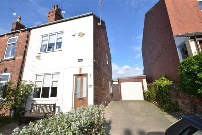 Thumbnail Town house to rent in Leeds Road, Kippax, Leeds