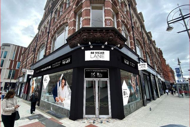 Thumbnail Leisure/hospitality to let in 88 Vicar Lane, Leeds, West Yorkshire