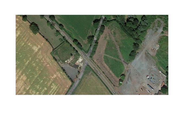 Thumbnail Land for sale in Shakeford, Hinstock, Market Drayton