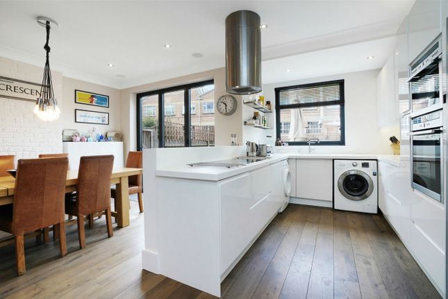 Thumbnail Terraced house for sale in Thorney Hedge Road, London