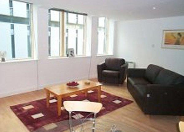 Thumbnail Flat to rent in Park House Apartments, 11 Park Row, Leeds