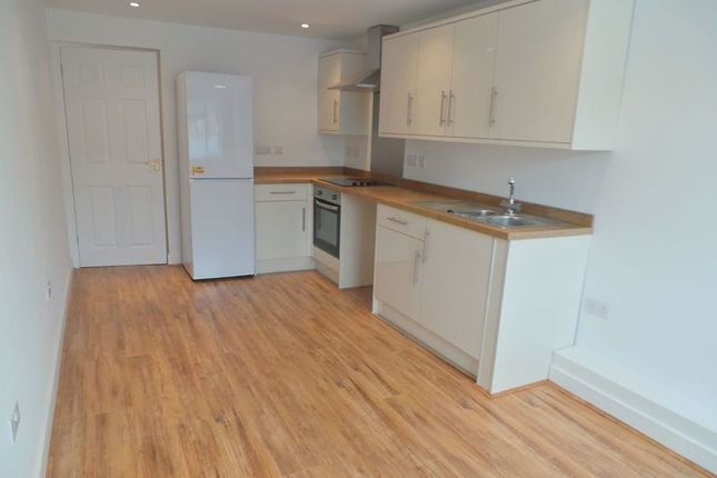 Thumbnail Flat to rent in 8 Abbey Court, Abbey Street, Rugby