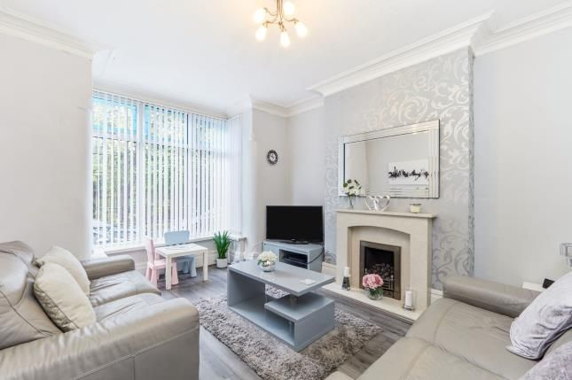 Living Room of Grenville Street, Dukinfield, Greater Manchester SK16