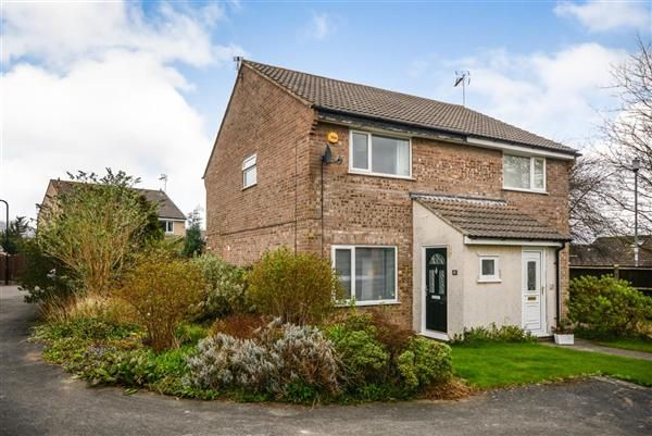 2 bed semi-detached house for sale in Campion Grove, Killinghall, Harrogate