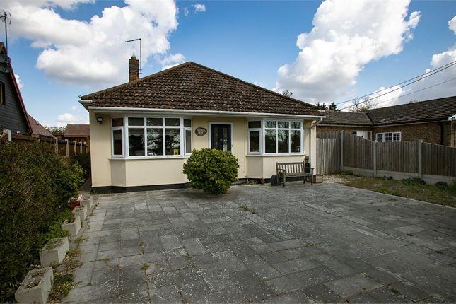 Thumbnail Detached bungalow for sale in St Johns Road, Clacton-On-Sea, Essex