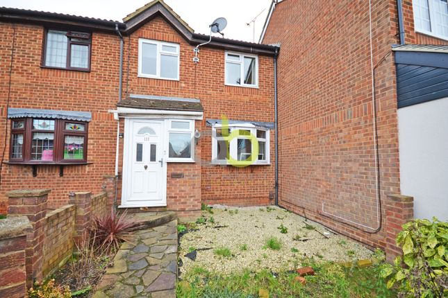 Thumbnail Terraced house for sale in Parsonage Road, Grays