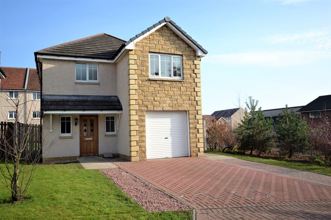 Thumbnail Detached house for sale in Jutland Street, Rosyth