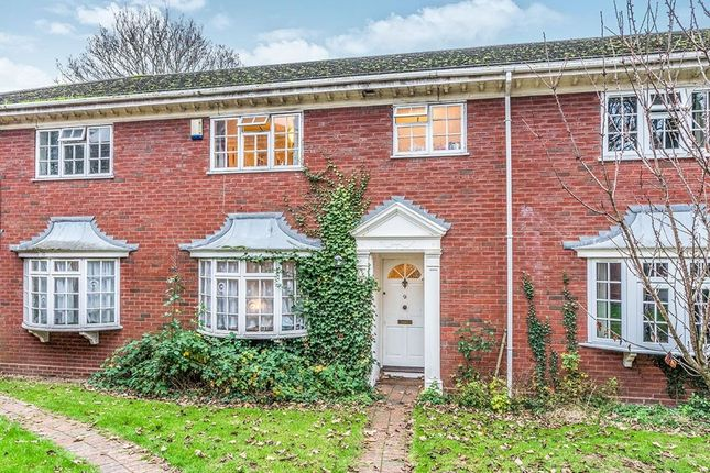 Thumbnail Terraced house to rent in Grosvenor Mews Grosvenor Close, Southampton