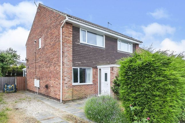 2 bed semi-detached house for sale in Wentworth Way, Dinnington, Sheffield, South Yorkshire S25