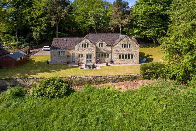 Thumbnail Detached house for sale in Green Cliff, Honley, Holmfirth