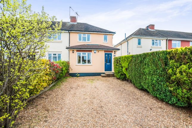 Thumbnail End terrace house for sale in Orchardville, Burnham, Slough
